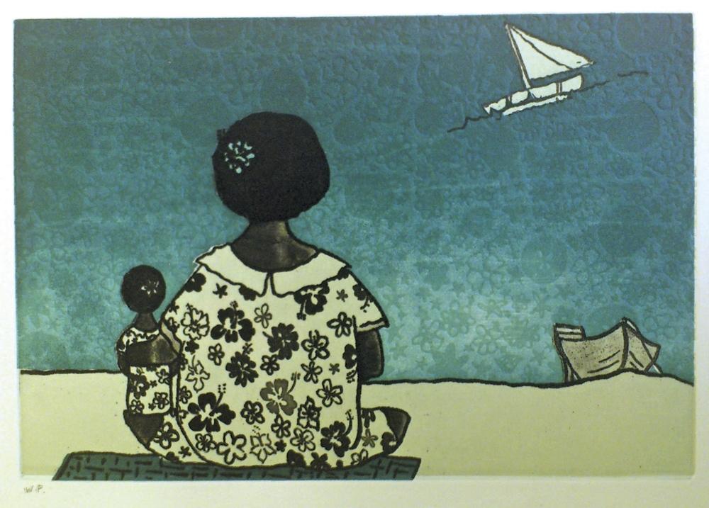 Tari Sagigi Wei' Num Artist, Sample 1