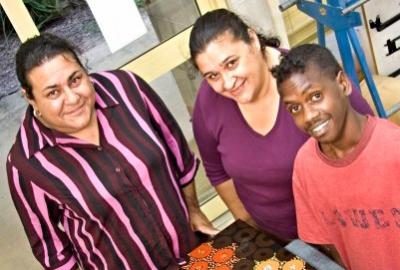 Wei' Num Aboriginal and Torres Strait Islander Arts and Craft Corp.