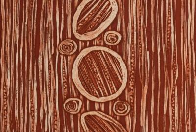 Wei' Num Print School's GROUND exhibition at Cairns Regional Gallery
