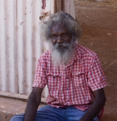 Maurice Kepple Aurukun Artist