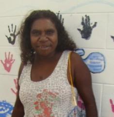 Christine Holroyd Pormpuraaw Artist