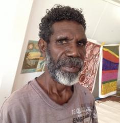 Leigh Namponan Aurukun Artist