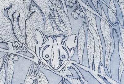 Hedley Karyuka Porpuraaw Artist Wei'Num Ground