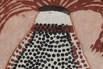 Roderick Yunkaporta Aurukun Artist