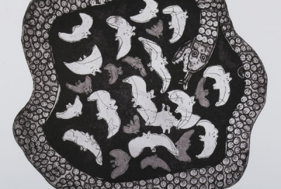 Simon Norman Pormpuraaw Wei'Num Artist